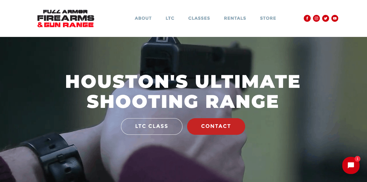 Gun Range Home Page